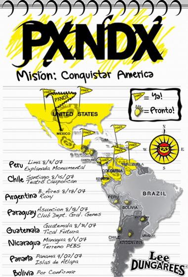 Panda EnAmerica