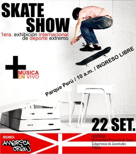 SKate Show!!